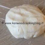 Ricetta pasta frolla di riso vegana Kenwood