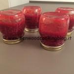 Ricetta marmellata di lamponi e FruttaPec Kenwood