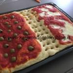 Ricetta pizza in teglia o pizza romana o pizza alta Kenwood