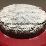 Ricetta torta di castagne e cioccolato Kenwood
