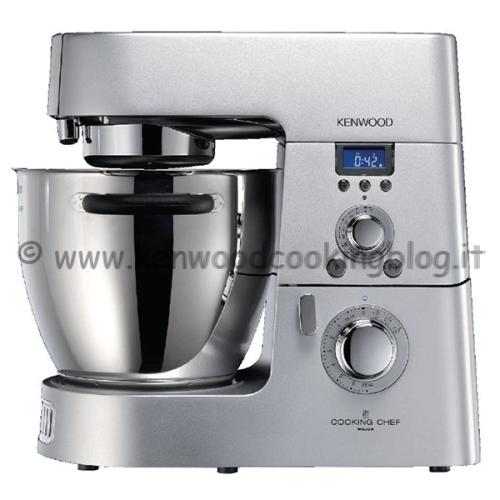 Robot Kenwood Cooking Chef KM088 – Kenwood Cooking Blog