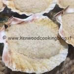 Ricetta finte capesante al salmone Kenwood