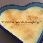 Ricetta creme brulè al latte condensato Kenwood
