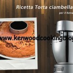 Ricetta ciambella con farina integrale Kenwood e forno a legna