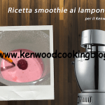 Ricetta Smoothie lamponi e yogurt Kenwood