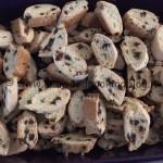 Ricetta biscotti cantucci al cioccolato Kenwood e forno a legna