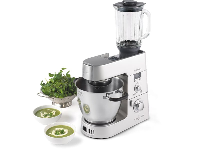 Kenwood Cooking Chef - Thermoresist Glass Blender AT358