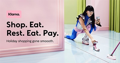 Pay Over Time with Klarna