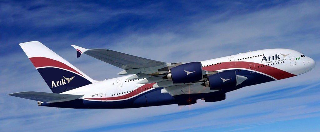 Arik Air Flights