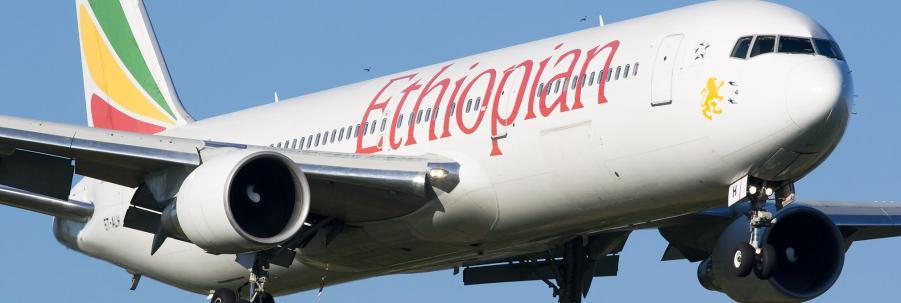 Ethiopian Airlines Nairobi