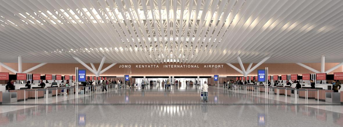 Airports in Kenya