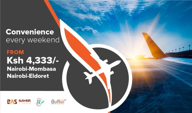 Fly Tristar Booking Kenya