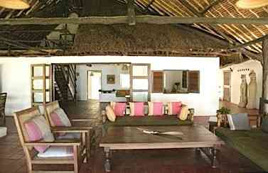 Cottages de plage à Diani Beach KUSINI Kenya
