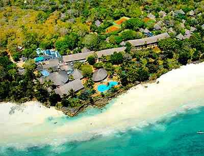 Hôtel Baobab beach resort diani beach kenya