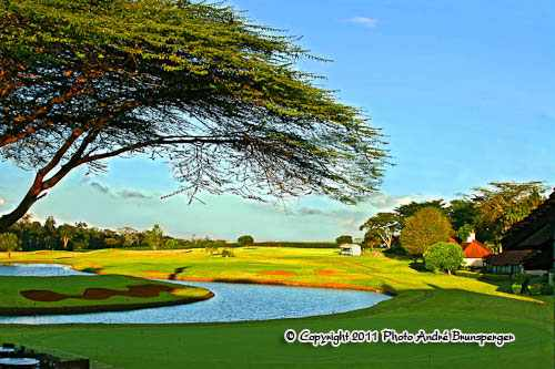 Windsor counbtry club golf safari et plage au Kenya