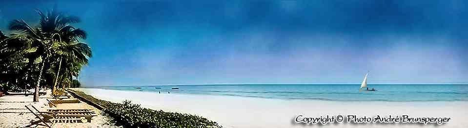 Hébergements de plage à Diani Beach Kenya