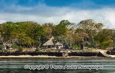 Shimoni Beach plage océan indien Sud Mombasa Kenya