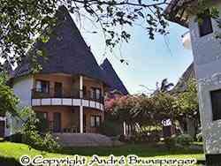 Hotel Neptune Paradise 4 stars Diani Beach kenya. Very good.