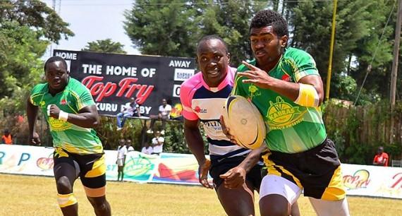Two match ban for Kubu