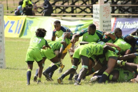KCB, Thika Meet In Nakuru