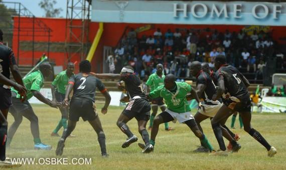 Basement Sides Sharks And Thika Duel In Nakuru