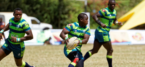 Moseti Starts At 10 As KCB Face The Sarries