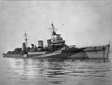 The HMS Enterprise/Photo/MINISTRY OF DEFENCE (FOXHILL)