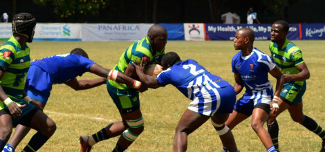 KCB Stroll Into Enterprise Cup Final