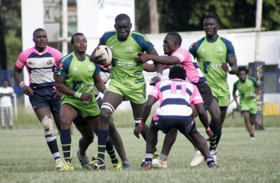 KCB Beat Bulls In Kakamega