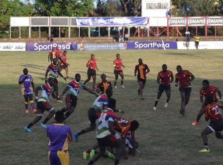 Quins Stay Top; KCB Rally Against Bulls; First Bonus Point Win For Kabras
