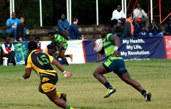 One change for KCB ahead of Kenya Cup final