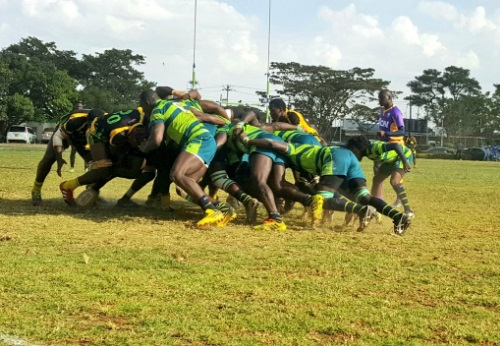 KCB Beat Kabras To Stay Unbeaten