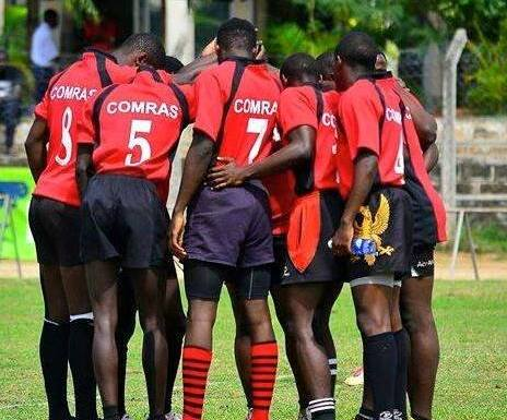 Comras Complete Ngong Road Sweep With Victory At RFUEA