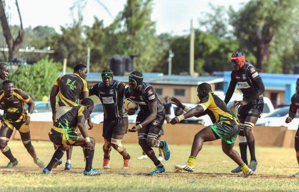 Kayange, Shikoli Share Kenya Cup Try Scoring Lead