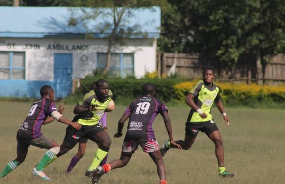 Oilers slide into the Kenya Cup