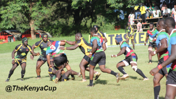 Quins Name Full Strength Side For Kabras Clash