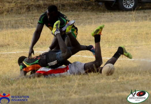 High Temperatures, Hot Action As The Kenya Cup Heats Up