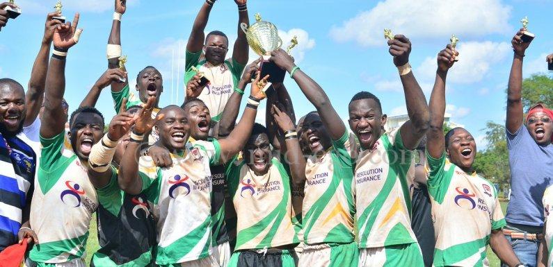 Kisii Crowned Championship Winners