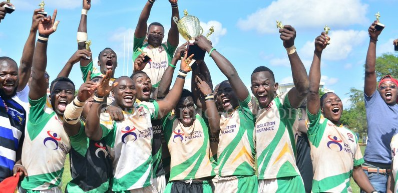 Kisii Crowned Championship Winners