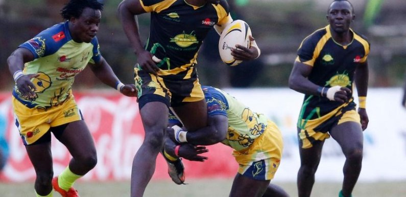 Kabras Grind Their Way To Third Successive Kenya Cup Final