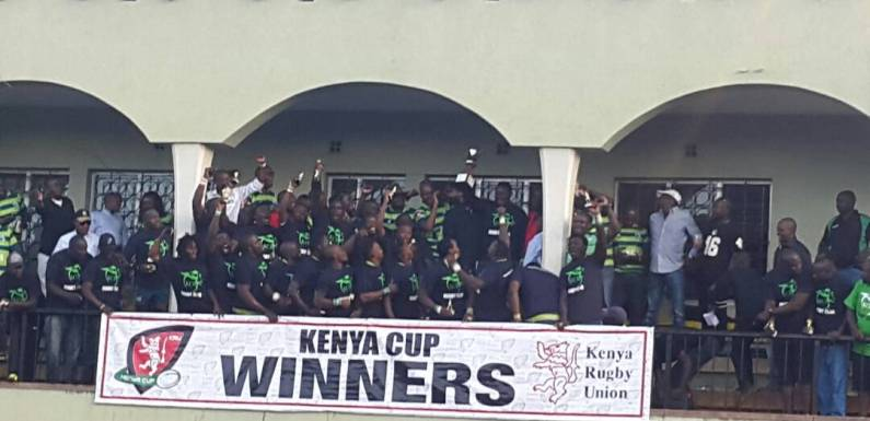 KCB Hit Kabras To Reclaim Kenya Cup