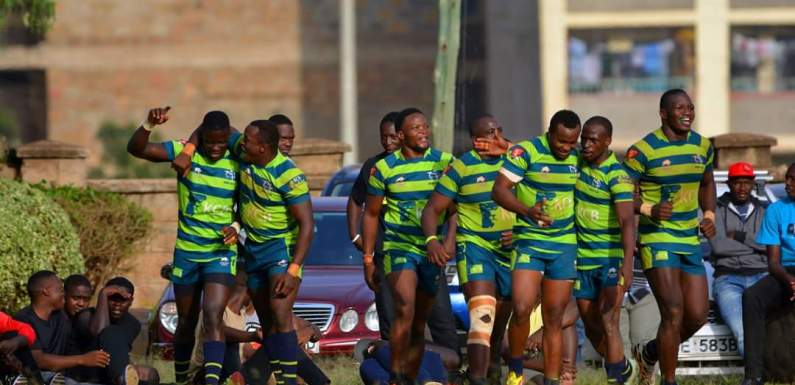 KCB declare their match day 23 ahead of Kenya Cup semi