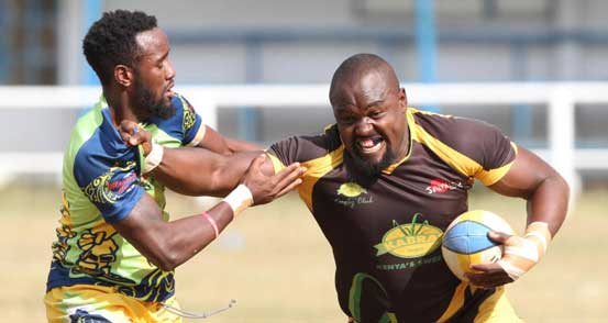 Kabras meet Homeboyz in match day 8 highlight fixture