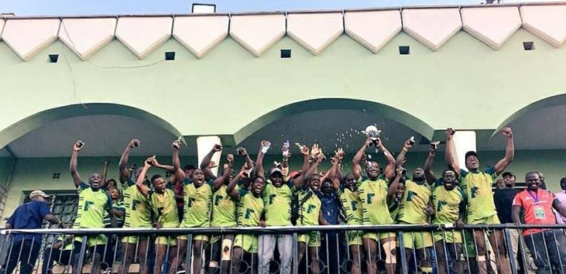 KCB snatch Eric Shirley Shield crown from Impala