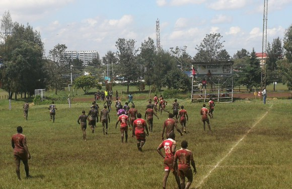 Kitale, MMUST secure Championship promotion