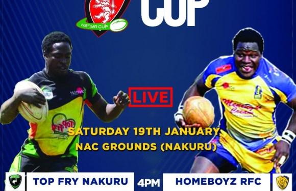 Nakuru Lay In Wait Of Homeboyz As NAC Hosts The #KenyaCup Double Header