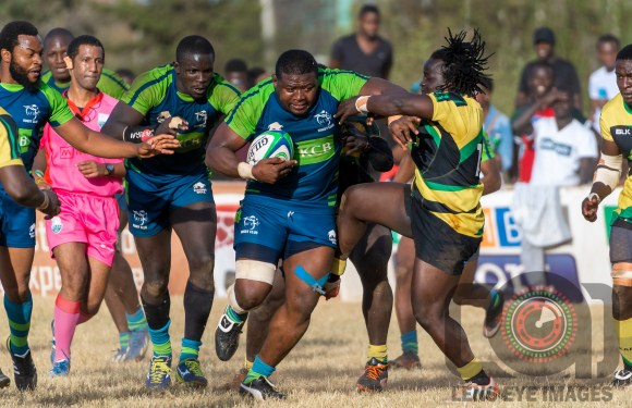 Three Peat Kenya Cup Final Appearance For KCB and Kabras