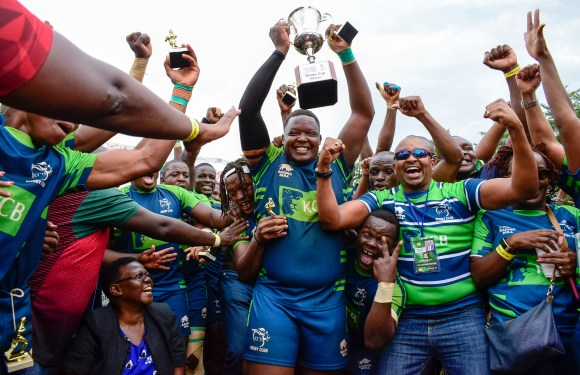 Double Victory As KCB RC Retains Both Kenya Cup And ESS Trophies.