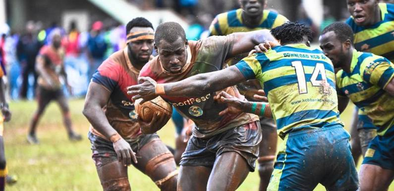 KCB, Kenya Harlequins Squads Named Ahead Of The #KenyaCup Semifinals