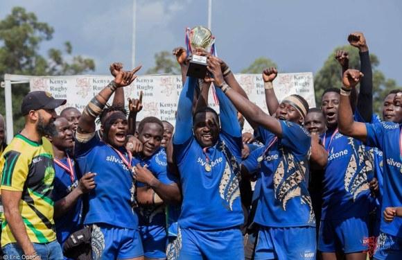 Kisumu Crowned 2018-2019 KRU Championship Champions
